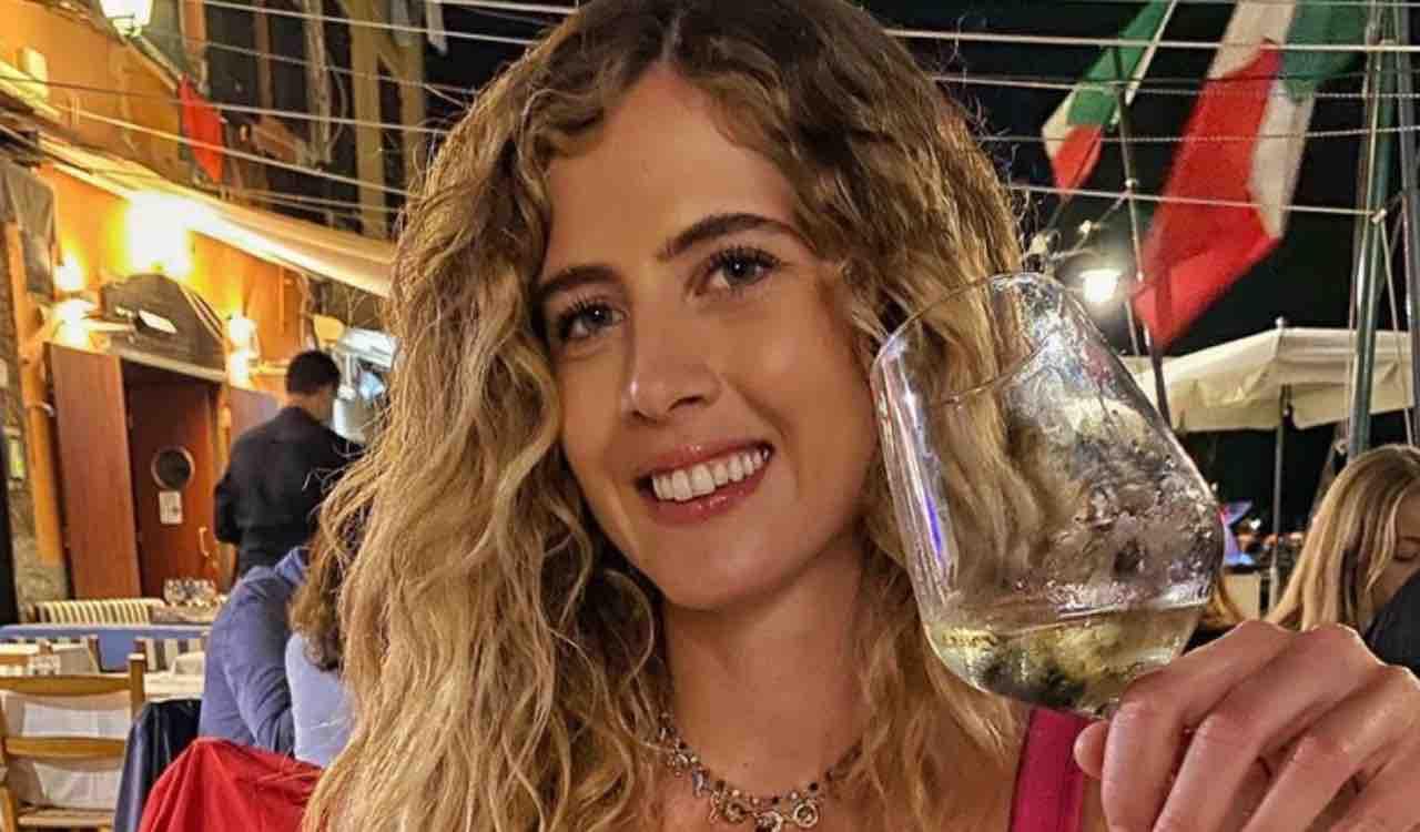 Francesca Ferragni sorride