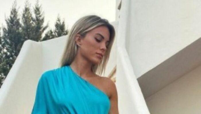 Ludovica Pagani sensuale