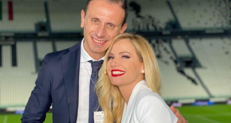 Marco Baccini e Federica Panicucci nozze saltate