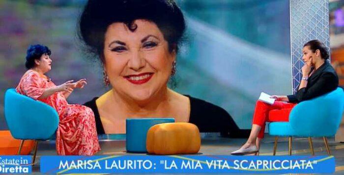 Marisa Laurito e Roberta Capua