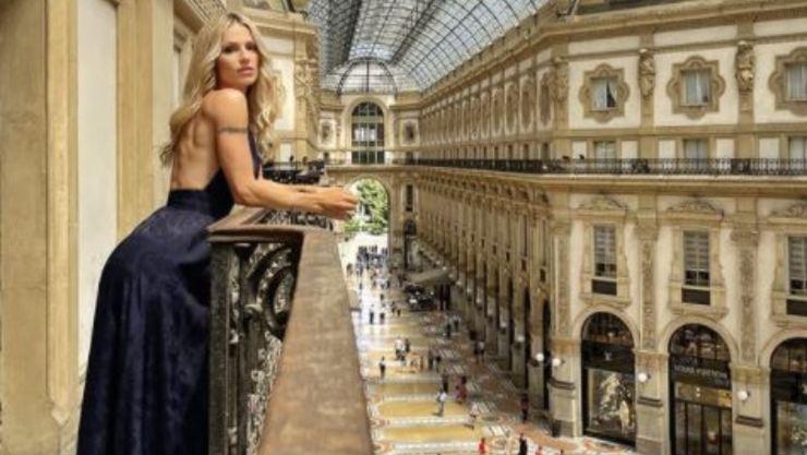 Michelle, in galleria a Milano