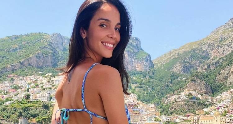 Paola Di Benedetto sorriso