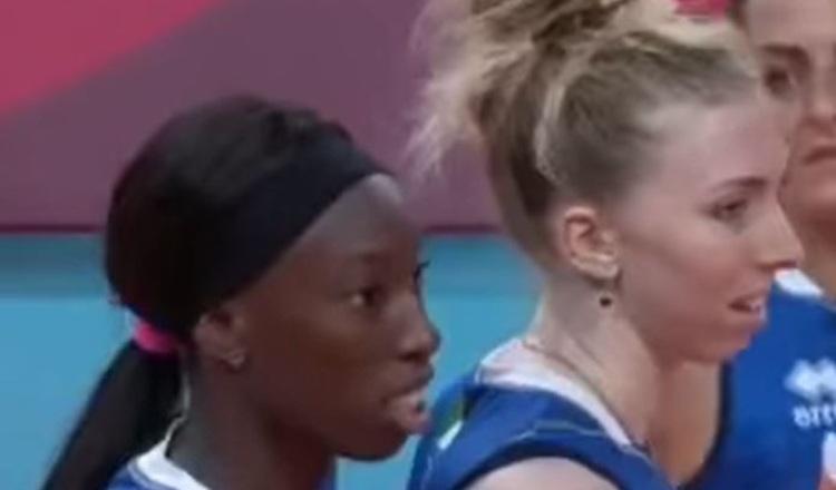 Paola Egonu Parolaccia Olimpiadi