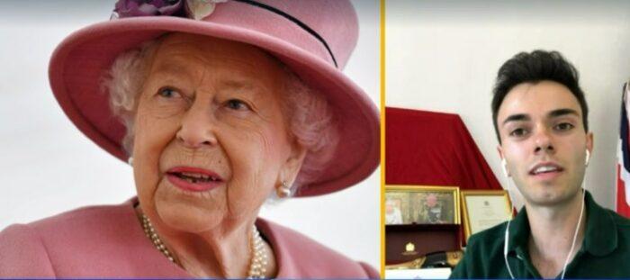Regina Elisabetta e Alessio