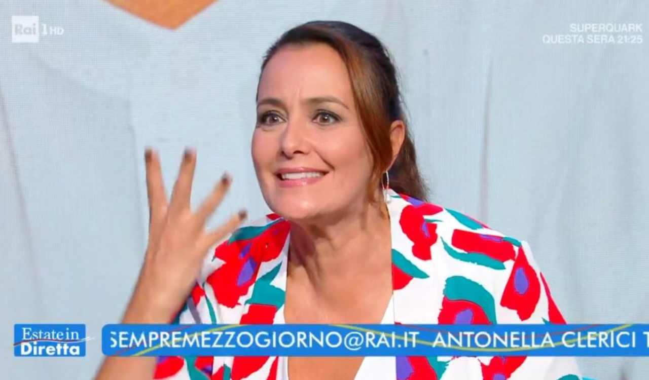 Roberta Capua a Estate in Diretta