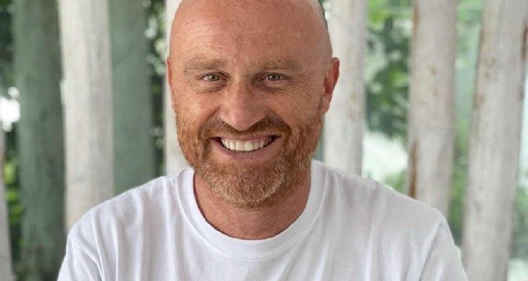 Rudy Zerbi sorriso