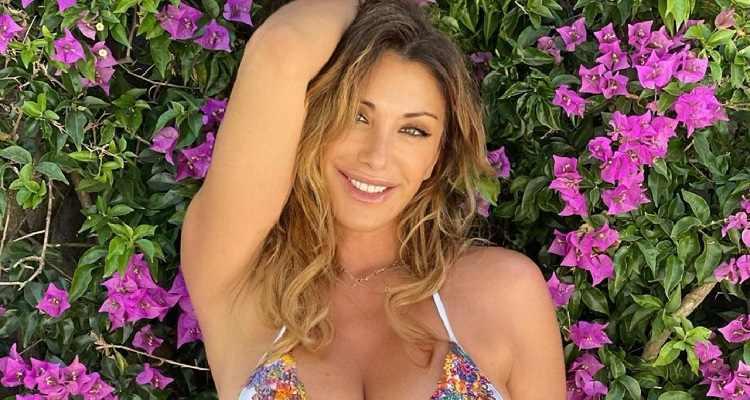 Sabrina Salerno sorriso