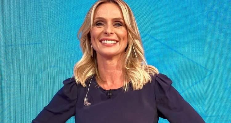 Serena Autieri sorriso
