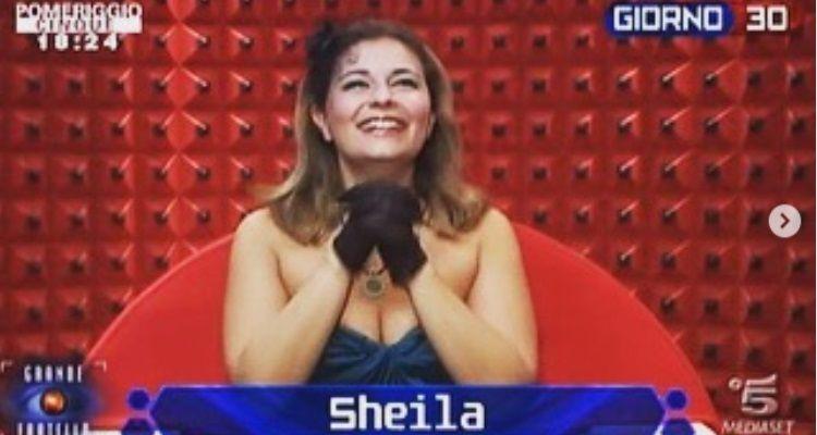Sheila Capodanno al Gf 11