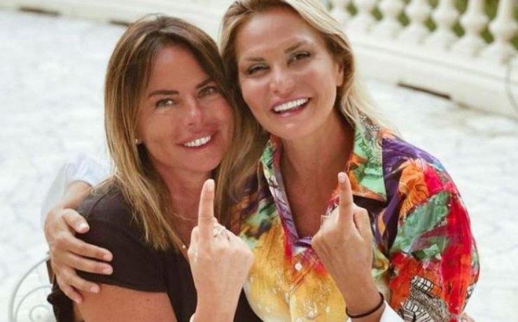 Simona e Paola Perego