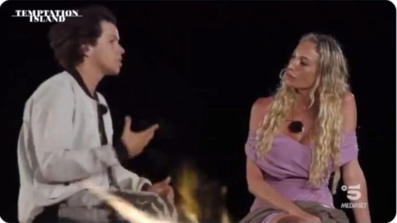 Tommaso e Valentina Temptation Island