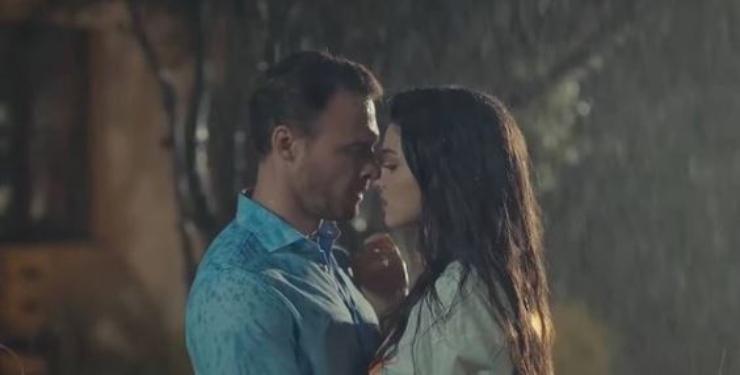Una delle scene romantiche della serie