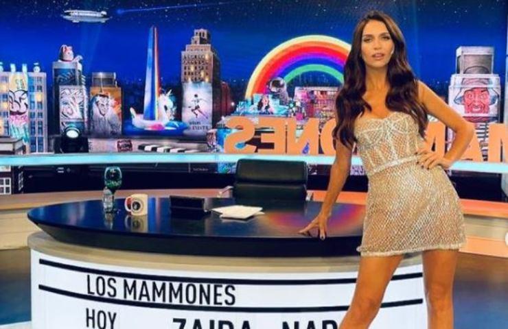 Zaira, volto noto della tv argentina