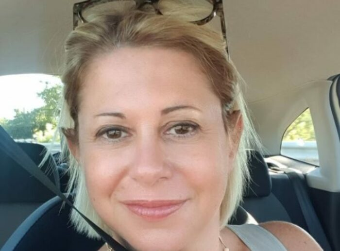 Barbara Masini primo piano