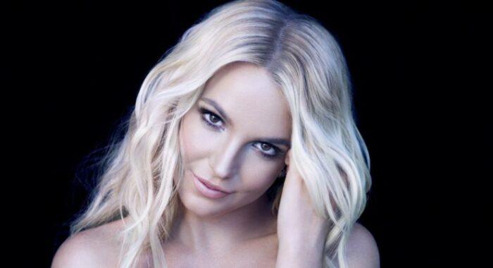 Britney Spears primo piano