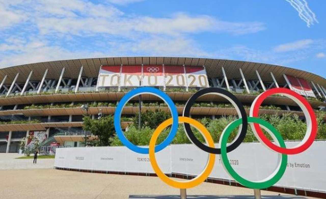 Olimpiadi Tokyo 2020 rischio tifone