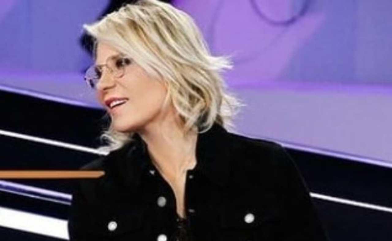 Maria De Filippi intervista
