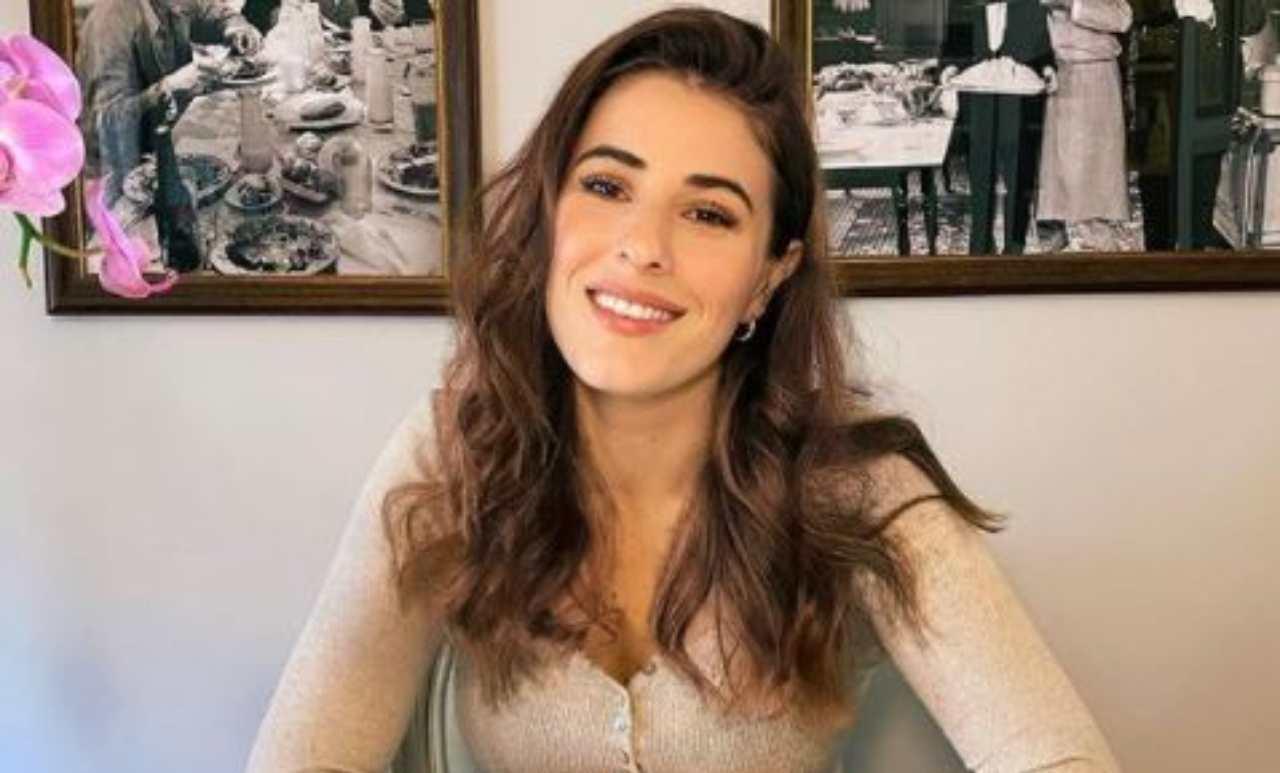 Diana Del bufalo sorriso