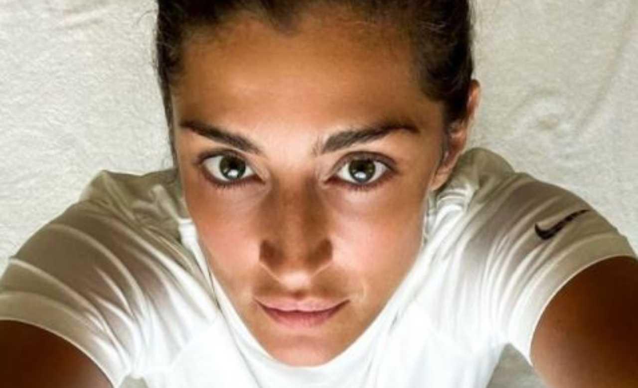 Elisa Isoardi sguardo