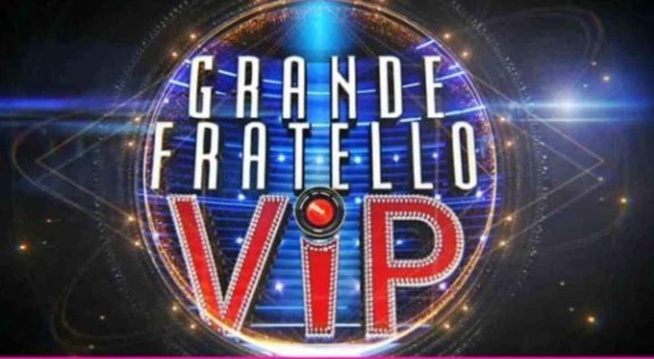 Grande Fratello Vip logo