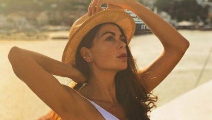 Jolanda De Rienzo sensuale