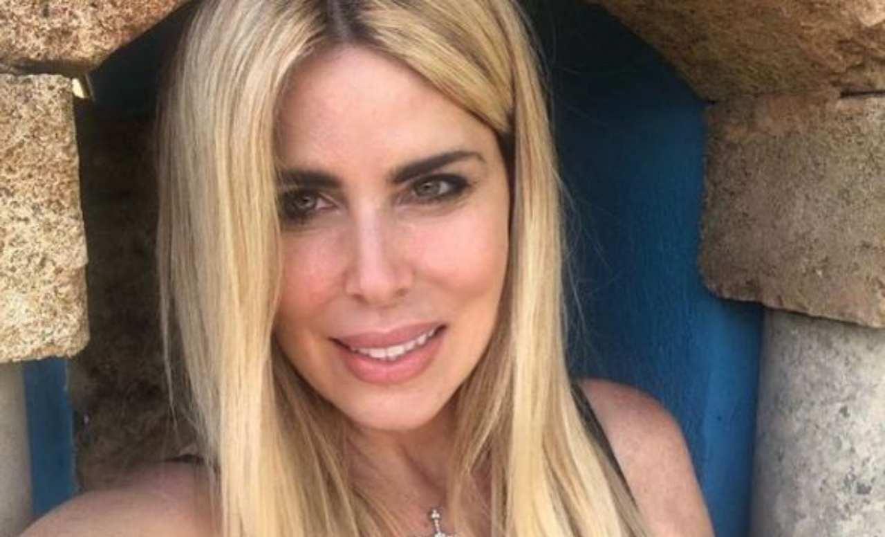 Loredana Lecciso primo piano