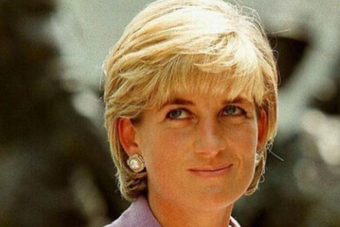 Lady Diana primo piano
