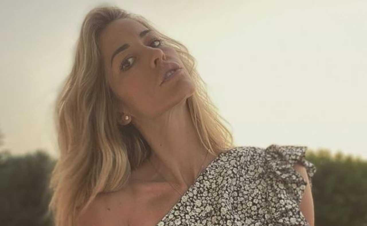 Elena Santarelli sguardo