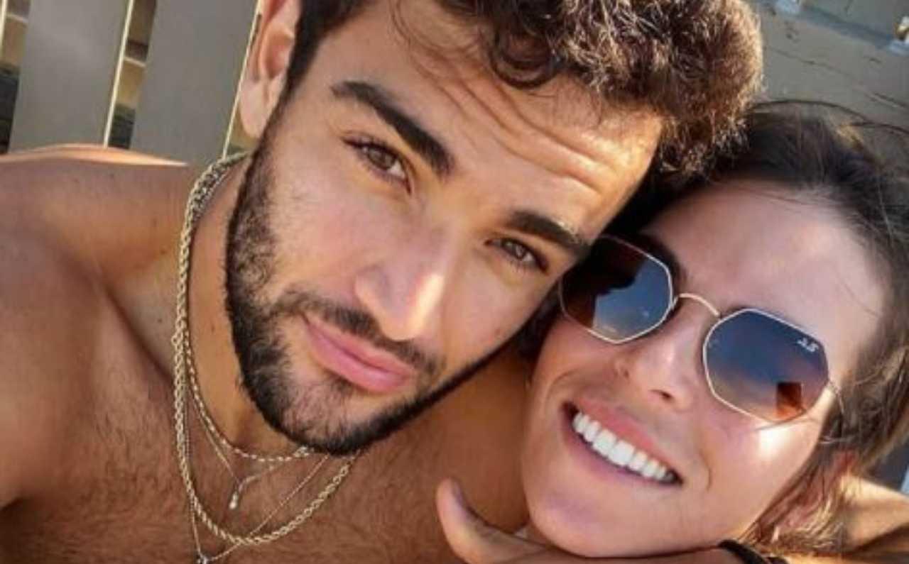 Matteo Berrettini e la fidanzata