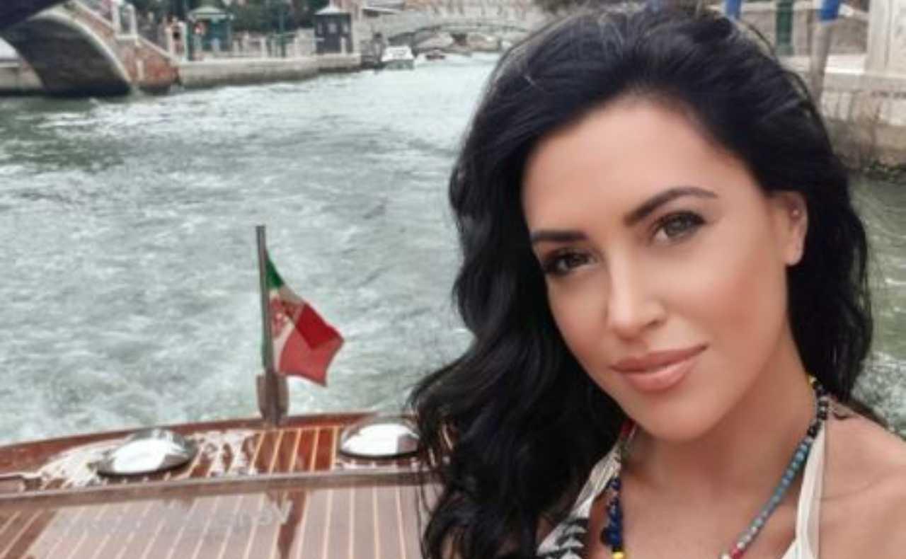 Claudia Ruggeri primo piano Venezia