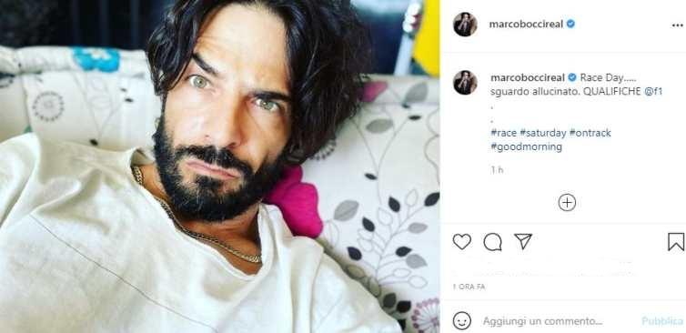 Marco Bocci selfie rumors crisi