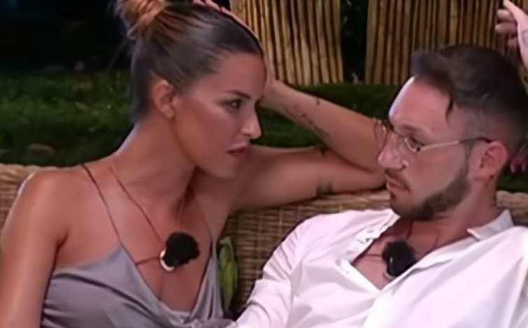 Alessandro e Carlotta Temptation Island