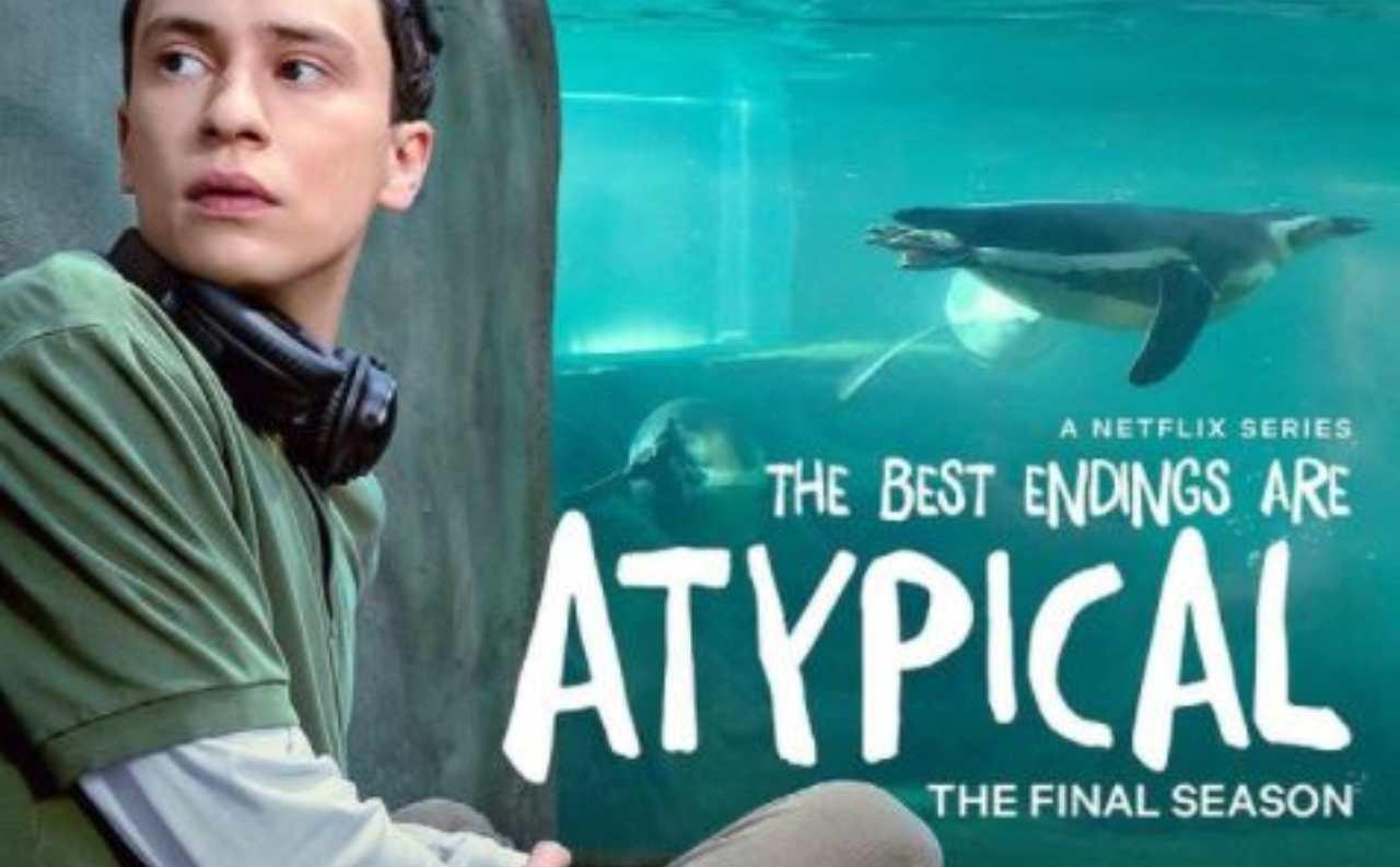 Atypical Netflix locandina