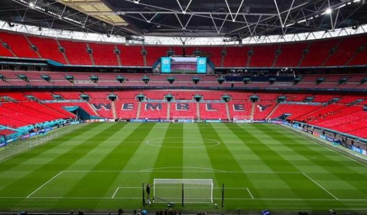 Wembley finale Euro 2020