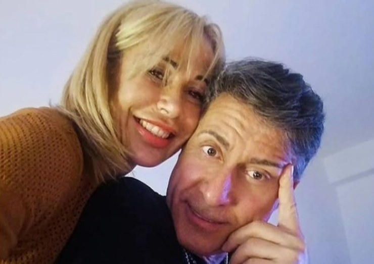 Alessandra e Giancarlo