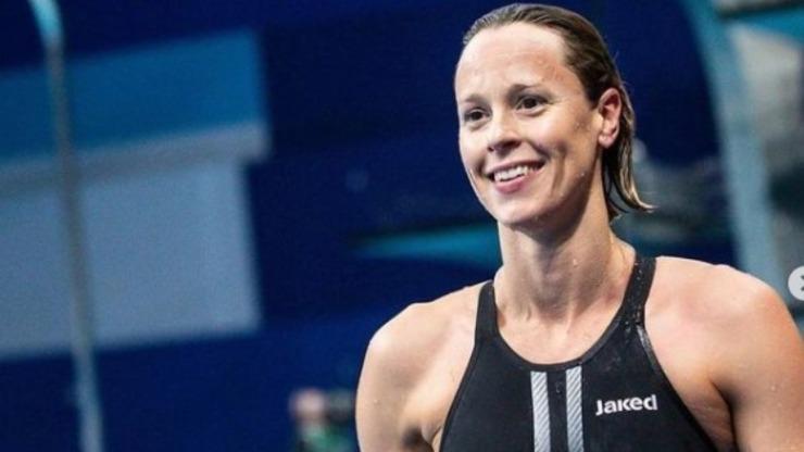 Federica, la nuotatrice in finale per 5 volte