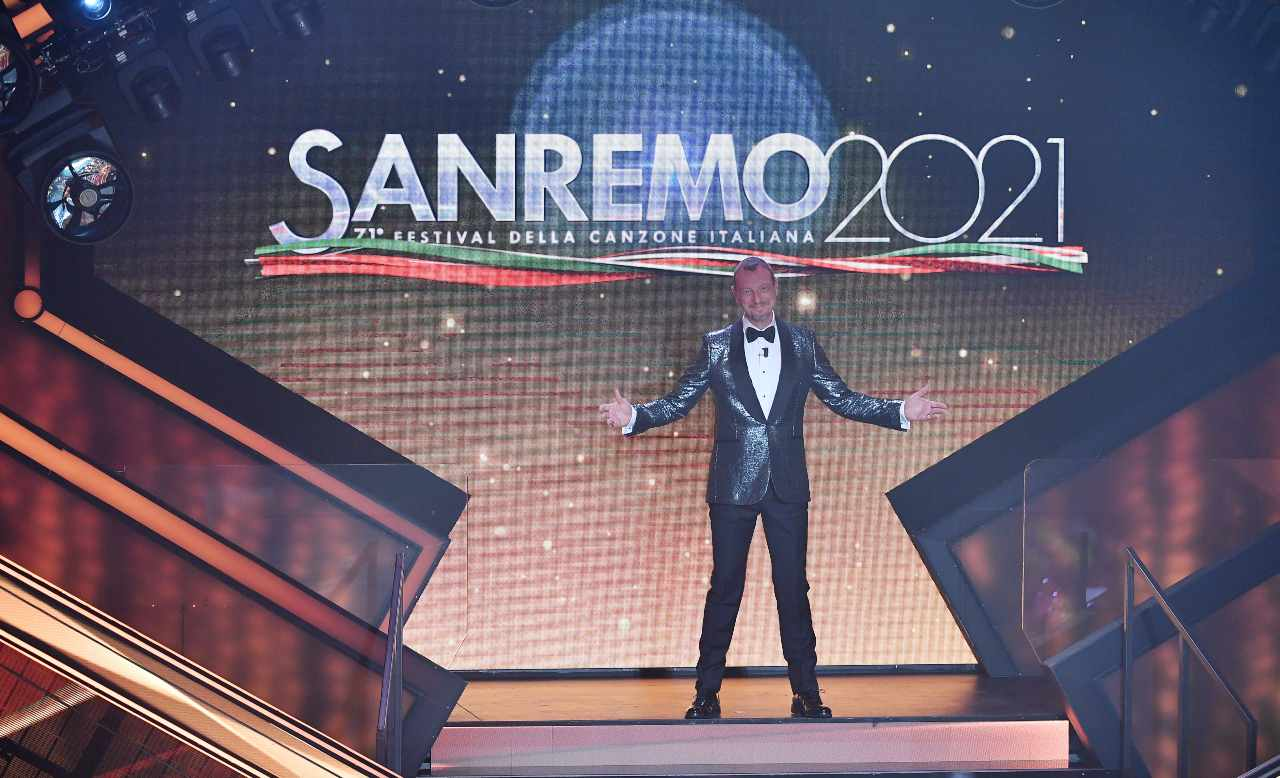Amadeus a Sanremo