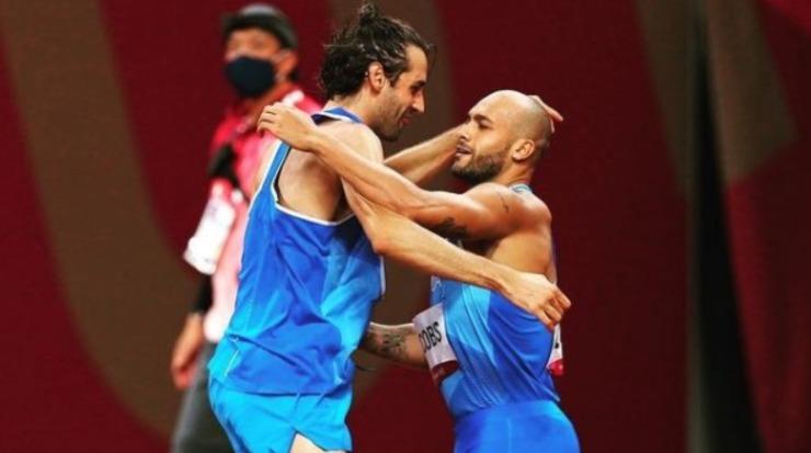 I due atleti italiani medaglia d'oro a Tokyo 2020