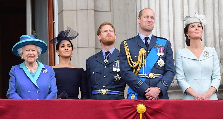 Royal Family possibili lavori
