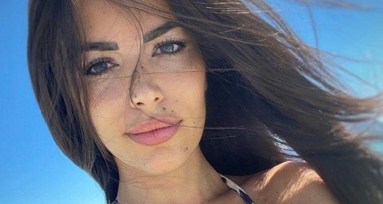Tatiana Bernardi selfie