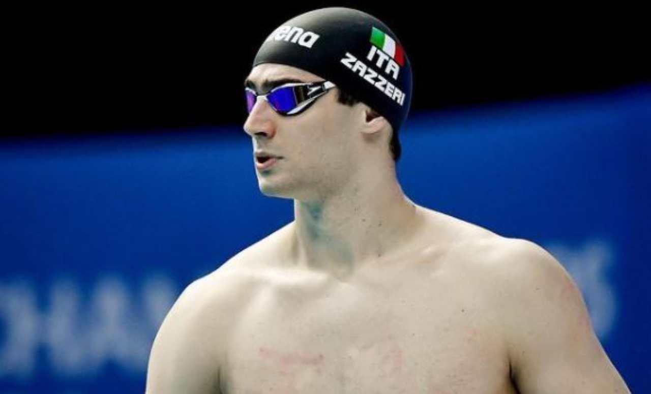 Lorenzo Zazzeri furto borsa olimpiadi