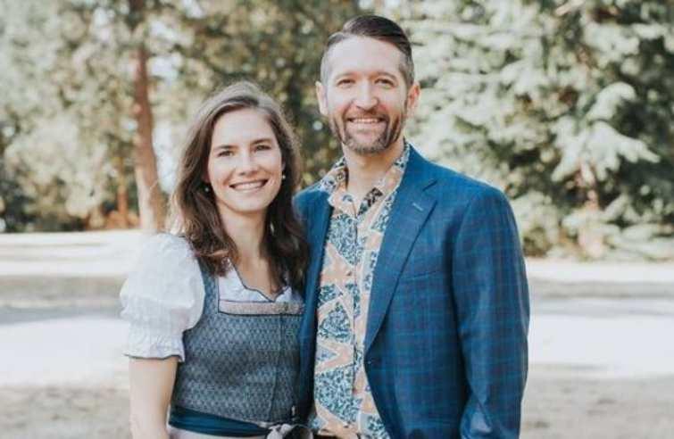 Amanda Knox e il marito
