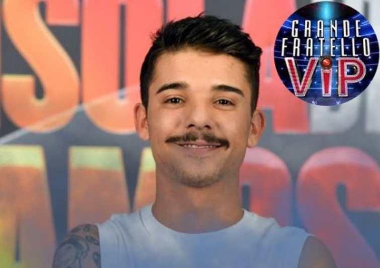 Moreno probabile concorrente GF Vip