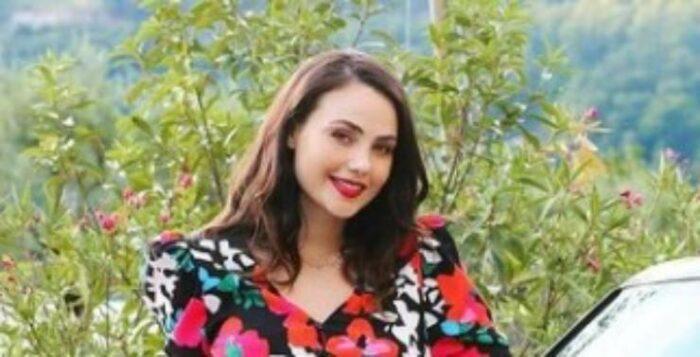Rosalinda Cannavò sorride