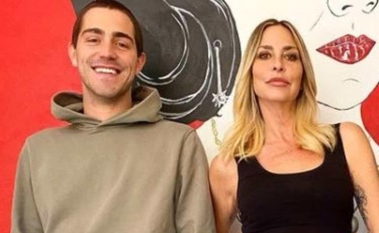 Tommaso Zorzi e Stefania Orlando rapporto