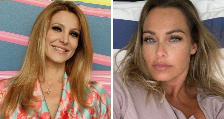 Adriana Volpe e Sonia Bruganelli rapporto