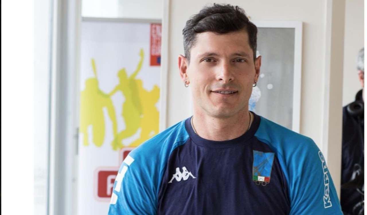 Aldo Montano sorridente