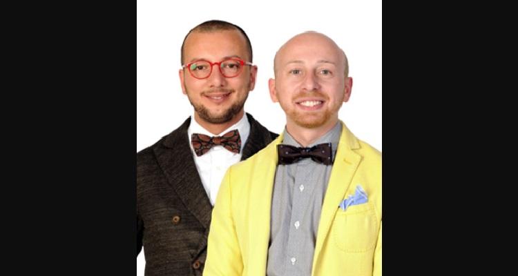 Armando e Giuseppe Armenise Gf 13