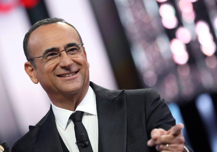 Ubaldo Pantani Carlo Conti Spettacolo Ringraziamenti