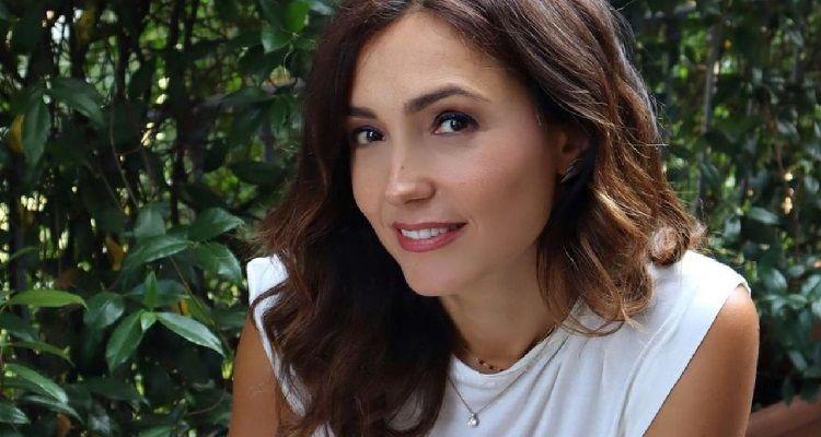 Caterina Balivo sorriso